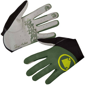 Endura Hummvee Lite Icon Guantes Hombre, forest green
